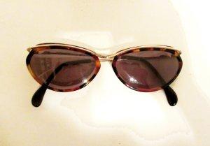 coole und seltene kleine 80s Sonnenbrille Cateye mit UV-Schutz Gläsern vom Optiker