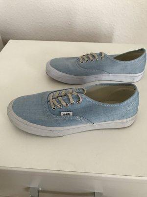 Coole Vans in Jeans Optik