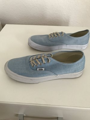 Coole Vans in Jeans Optik