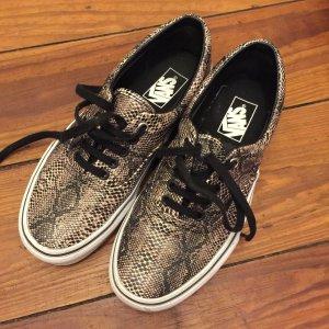 Coole Vans mit Snakeprint Reptilienmuster von Vans Slipper Turnschuhe Sneaker
