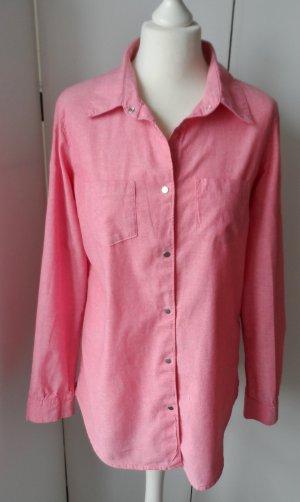 coole Vero Moda Bluse Gr. L (40) rosa nur 2 x getragen