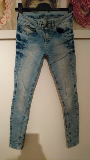 Coole verwasche Jeans