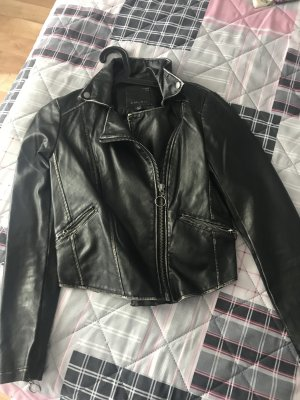 Coole Vintage biker Jacke
