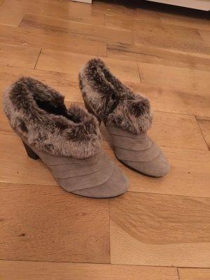Coole Winter High heels von deichmann