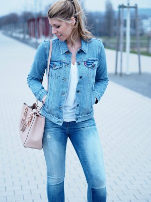 Coole YAYA Jeans mit Farbverlauf
