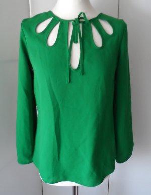 coole ZARA Tunika Gr. S Grün nur wenig getragen