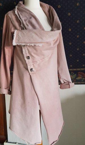 Made in Italy Blazer de tela de sudadera multicolor