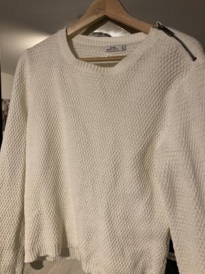 Cooler Bershka Pullover mit Reißverschluss - Top!!