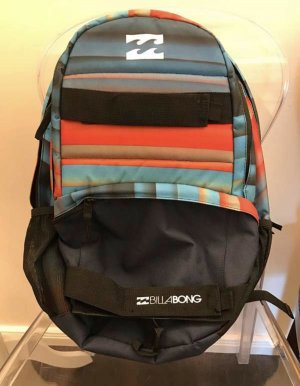 Billabong Trekking Backpack dark blue