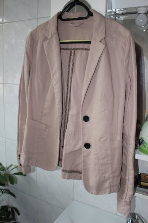Cooler Blazer in altrosa