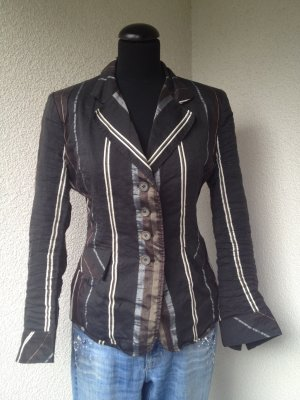 Cooler Blazer von Blacky Dress - Gr. 40