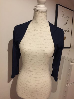 Cooler Bolero in blau von sOliver