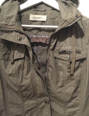 Cooler Cotton Washed Parka