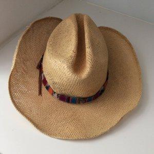 Cappello da cowboy crema