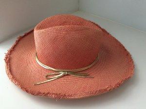 Cappello da cowboy albicocca Canapa