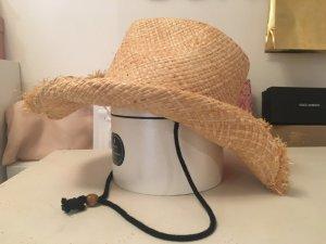 Cooler Cowboyhut mit Schnur