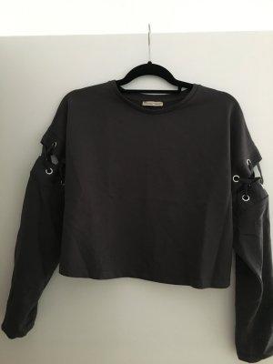 Cooler Cut Out Sweater neu XS