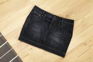 Cooler Jeansrock von QS