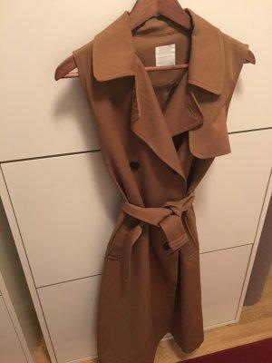Cooler kurzärmeliger Trenchcoat in Gr. M (36/38) aus Japan #cool #fashion