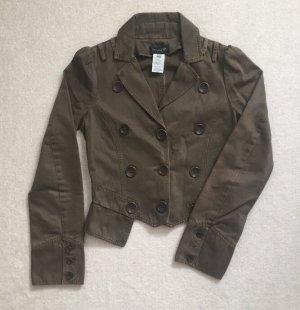 Cooler Military-Blazer von Patrizia Pepe / Gr 36
