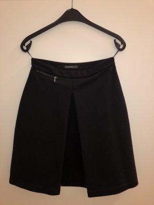 Esprit Falda midi negro