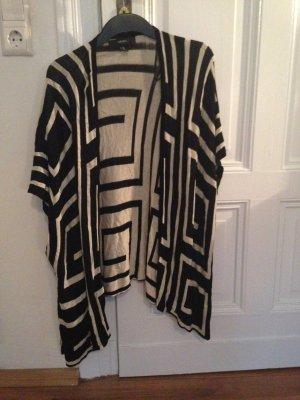 Cooler Poncho-ähnliche Jacke von Forever 21