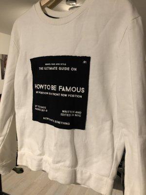 Cooler Pullover mit Schriftzug von Mango - Top!