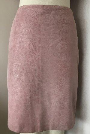 Cooler rosa Lederrock