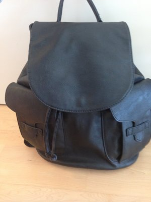 Cooler Rücksack in schwarz