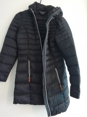 Orsay Quilted Coat multicolored