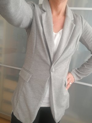 Vero Moda Sweat Blazer light grey