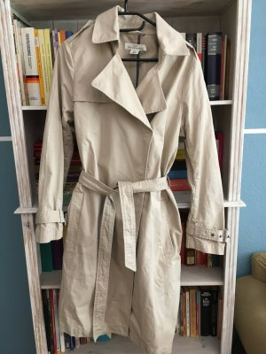 Cooler Trenchcoat in Beige Bloggerstyle
