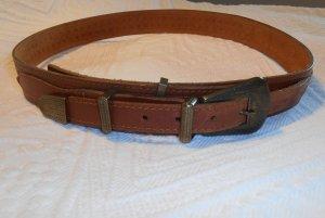 Cooler Vintage Taillengürtel in braun