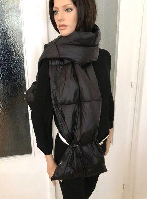 Vero Moda Bufanda de punto negro