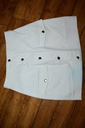 Cargo Skirt white