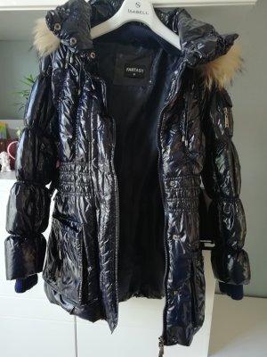 Fantasy Manteau d'hiver multicolore