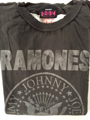 Cooles Band-T- Shirt ---Ramones---