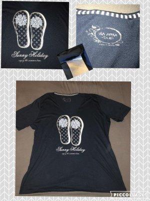cooles bedrucktes T-shirt