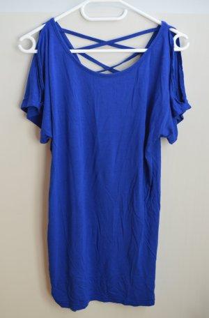 Cooles, blaues Shirt