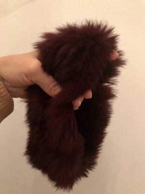 Minimum Earmuff multicolored fur