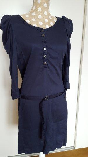 Cooles dunkelblaues Kleid von Dept, Gr. S von Dept