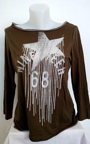 Cooles Esprit Shirt mit Verzierungen (Gr. XS)