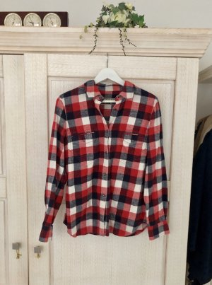 Closed Flannel Shirt multicolored