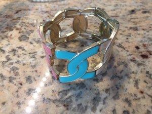 Cooles goldenes Armband mit 3 Farben