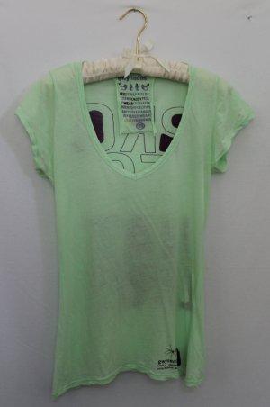 Cooles hellgrünes T-Shirt von Gwynedds
