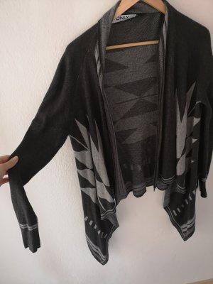 Only Long Jacket light grey-grey