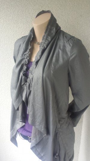 Blacky Dress Chaqueta larga gris