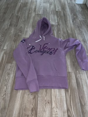 Hooded Sweatshirt lilac