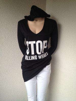 Cooles Kapuzensweatshirt von Majana - Gr. M