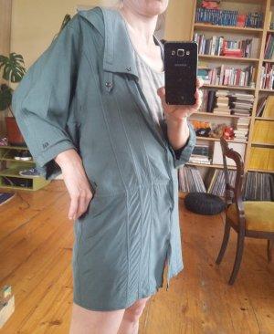 Cooles Khaki Olivgrünes Mantelkleid von G-Star